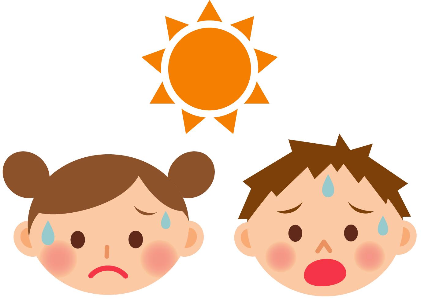 子供 熱中症