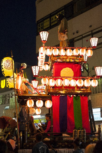 熊谷うちわ祭り 2015 日程