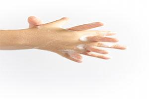 手足口病 予防 手洗い