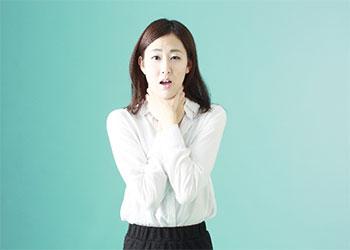 花粉症 喉の痛み