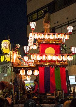 川越祭り 2015
