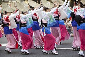 高円寺阿波踊り 2015 日程