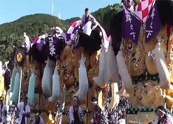 新居浜太鼓祭り 2015 日程