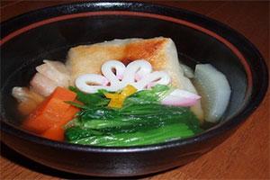 お雑煮 関東