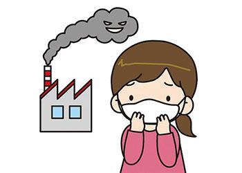 PM2.5 症状