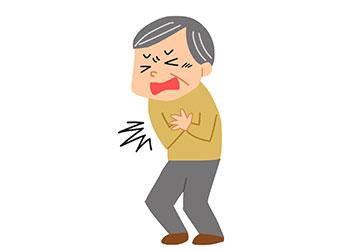 心筋梗塞 前兆