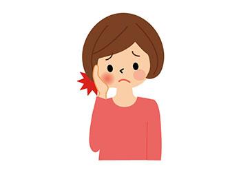 歯茎 痛い