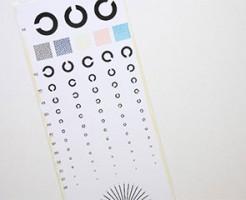 運転免許 視力検査